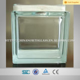 Festes Structure und Glass Block Type Tempered Glass
