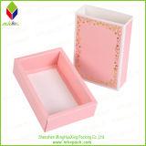 Venta caliente del resbalón de embalaje Caja de cartón para el pastel