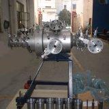 Lignes de production de pipe de HDPE/pipe Extruder/Pipe effectuant centrale le HDPE siffler effectuer la machine d'extrusion de Machine/Pipe