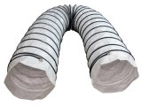 4inch-60inch Flexible Feu-résistant Air Duct