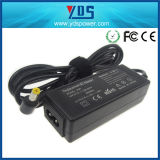 El mejor adaptador de la C.C. de la CA de la computadora portátil de la potencia de la venta al por mayor 19V 1.58A para Acer