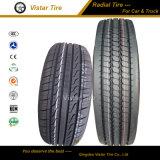 放射状のCar Tire Bus TireおよびTruck Tire (175/70r13、185/65r14、215/45r17、11r22.5、12r22.5、295/80r22.5、315/80r22.5、385/65r22.5)