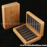 Caixa de pesca com mosca de bambu de qualidade superior