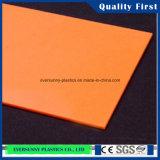 Лист PVC толщины 300 микронов твердый
