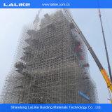 HDG 건축재료 강철 유형 Ringlock 시스템 비계