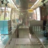 Grande remorque mobile Tc6700 de nourriture de vente chaude