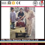 Het Vlekkenmiddel van het ijzer, de Permanente Magnetische Separator van de Trommel voor het Deeltje van het Voedsel, Plastic Materiaal