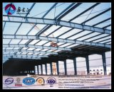 Almacén prefabricada con el marco de la estructura de acero
