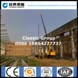 Stahlkonstruktion-Gebäude-Büro
