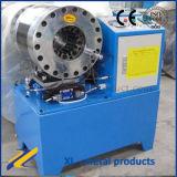 Machine de rabattement de tuyau hydraulique électrique