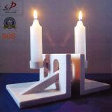 Fabbrica bianca della candela di illuminazione dalla Cina Alibaba