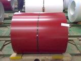 La couleur a enduit la bobine en acier galvanisée enduite d'une première couche de peinture (PPGI/PPGL)