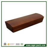 Коробка браслета ювелирных изделий высокого качества изготовленный на заказ деревянная
