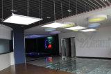 LEIDENE van TV-Technologie van het Frame van 1200*600mm het Witte Comité van het Plafond