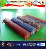 影響が大きいクッションのゴム製床タイル