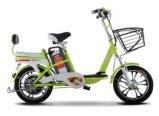 10 самокат цветов 350W электрический с батареей лития