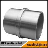 Conector de tubo de acero inoxidable 304 de alta calidad para pasamanos de acero inoxidable