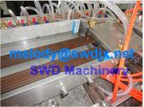 Máquina da porta do PVC de WPC