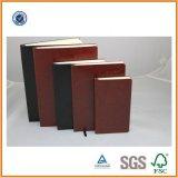 Кожаный тетрадь дневника книга в твердой обложке 2017 A5/A6 подгонянная фабрикой (SDB-6695)