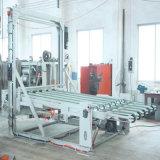 Wellpappe Flexo Drucken, das stempelschneidene Maschine kerbt
