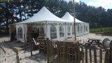 Tenda foranea trasparente fantastica della pavimentazione della tenda di cerimonia nuziale del partito per il parco a tema
