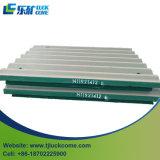 Kiefer Plates-Manganese-C125-Jaw Zerkleinerungsmaschine-Metso