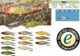 Attrait fait sur commande Popper de pêche de pêche d'usine de bonne qualité d'attrait
