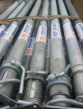 Superqualitätsjustierbare Stahlstütze