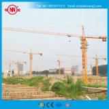 Zelf-Opricht van de bouw de Kraan van de Toren QTZ63 (TC5610)