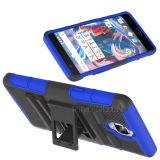 プラスOneplus 3 1のためのホルスターベルトクリップ電話箱