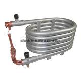 管の熱交換器の冷却の使用の同軸管