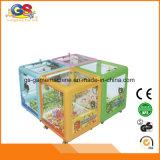 Macchina commerciale della branca del giocattolo della gru della caramella del cubo della galleria del Rubik poco costoso dei giochi da vendere Malesia