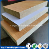 Materiales de Construcción 1220 * 2440mm Raw / Plain MDF for Furniture