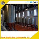 Equipo de la cervecería de la alta calidad, equipo micro de la elaboración de la cerveza para el Pub/el hotel
