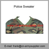 Polo policial-Policial Jumper-Police Jersey-Police Pullover-Camouflage Police Sweater