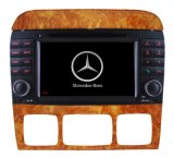 Jugador del coche de Hualingan para la navegación del Benz S-W220 DVD GPS con Tmc DVD-T
