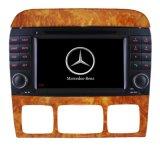 Tmc DVD-TのベンツS-W220 DVD GPSの運行のためのHualingan車プレーヤー