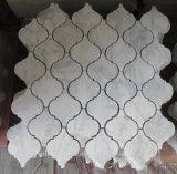 Tegel van het Mozaïek van de Steen van de Tegel van de Bevloering van de muur de Marmeren