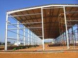 Edifício modular claro Prefab do armazém da construção de aço (KXD-SSW16690)