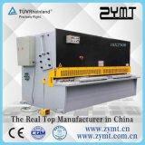 Автомат для резки /Metal машины гидровлической гильотины режа (zys-10*4000) с CE и аттестацией ISO9001
