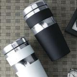 Taza del regalo de la taza de café del vaso del café de la taza del recorrido del acero inoxidable