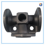 Kohlenstoff Steel Pump Fitting Saddle durch Investment Casting