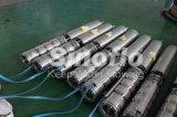 """Pompe de asséchage submersible à plusieurs étages verticale 14 d'acier inoxydable """""""
