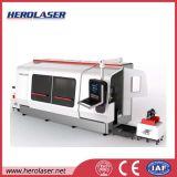 máquina de estaca automática do laser da câmara de ar 500/1000W usada na indústria da tubulação do metal