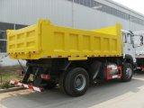 Sinotruk HOWO 336HP 디젤 엔진 6*4 새로운 덤프 트럭