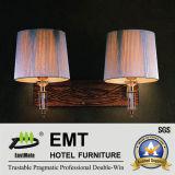 Lumières confortables de mur de chambre à coucher d'hôtel de type (EMT-14)