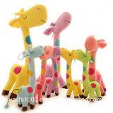 De gevulde Dierlijke Bevlekte Herten van het Stuk speelgoed Pluche