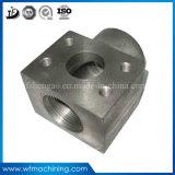 Подвергать механической обработке CNC Lathe машинного оборудования CNC стали OEM поворачивая филируя