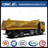 Cimc U-Tipo caminhão de Huajun 8*4 de descarga