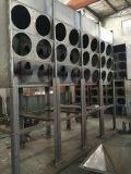 Sistema de la extracción del humo para el polvo industrial